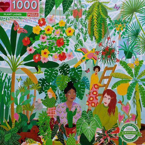 Plant Ladies 1000 Piece Puzzle