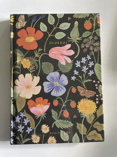 Rifle Hardcover Fabric Journal