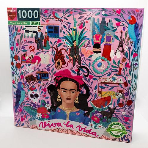 Frida 1000 Piece Puzzle
