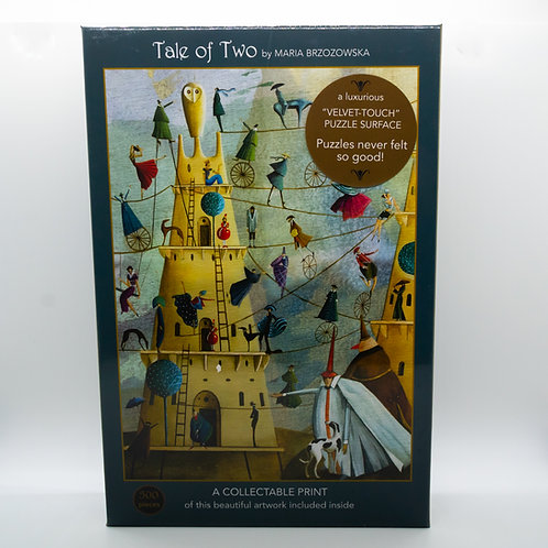 Tale of Two 500 pc Puzzle