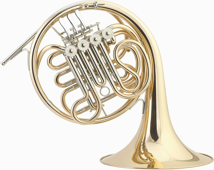 F/B% Double French Horn LHR 880 EXCELLENT