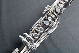 Uebel clarinet superior plateau
