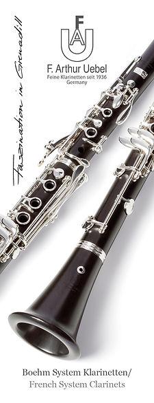 Uebel clarinet catalogue