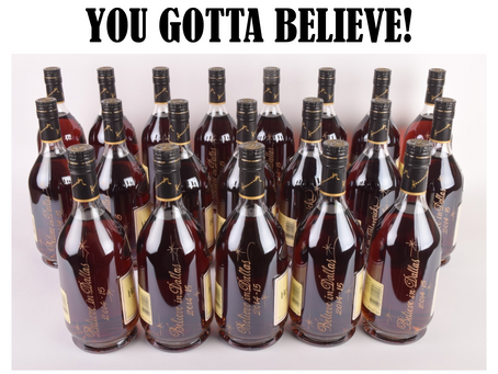 BELIEVING IS HALF THE WAY TO YOUR SUCCESS IN PERSONALIZING BOTTLES.