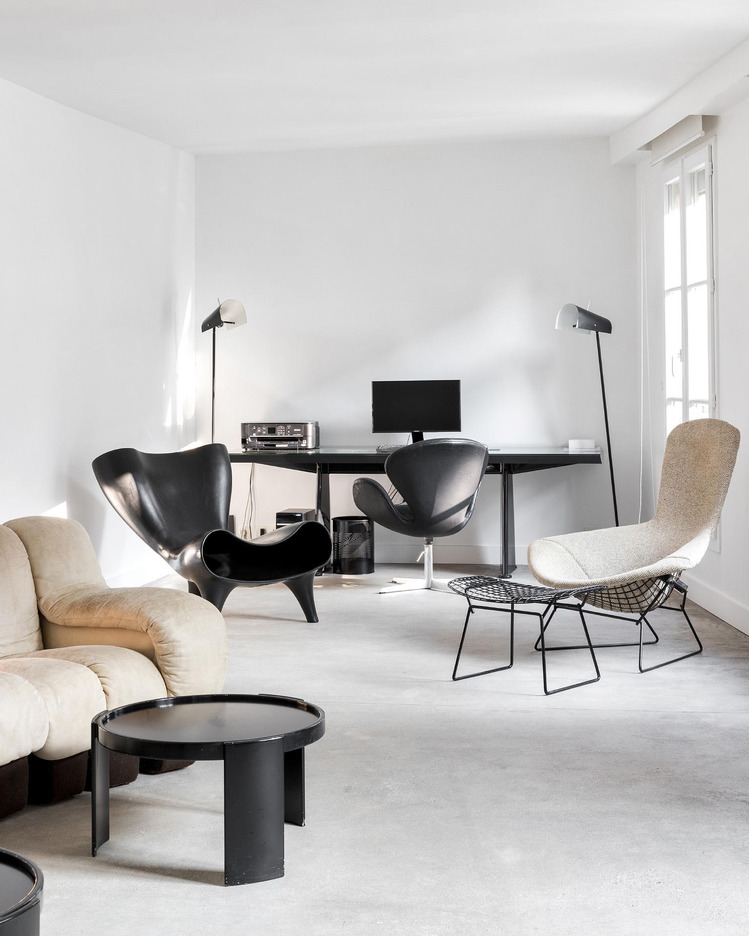 Espace travail - Hotel Alaïa