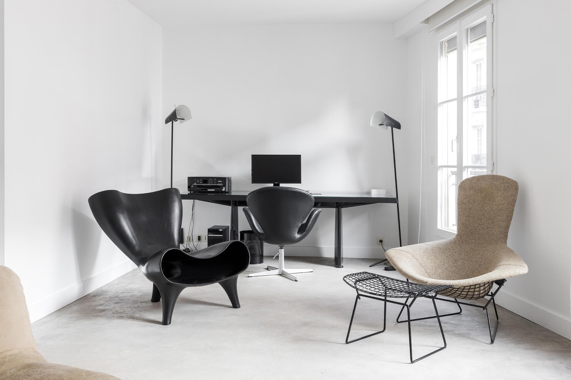 Orgone Chair Newson Paris