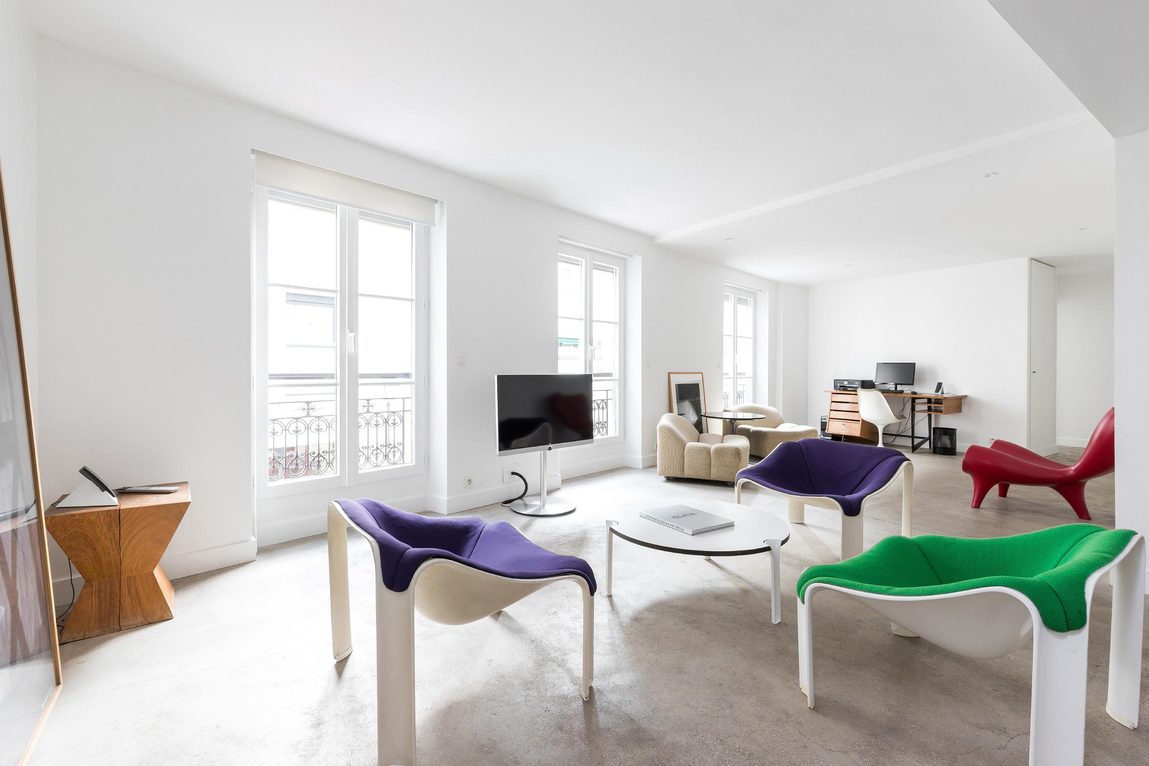 Salon design Paris