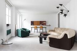 Séjour design - Alaïa le Marais