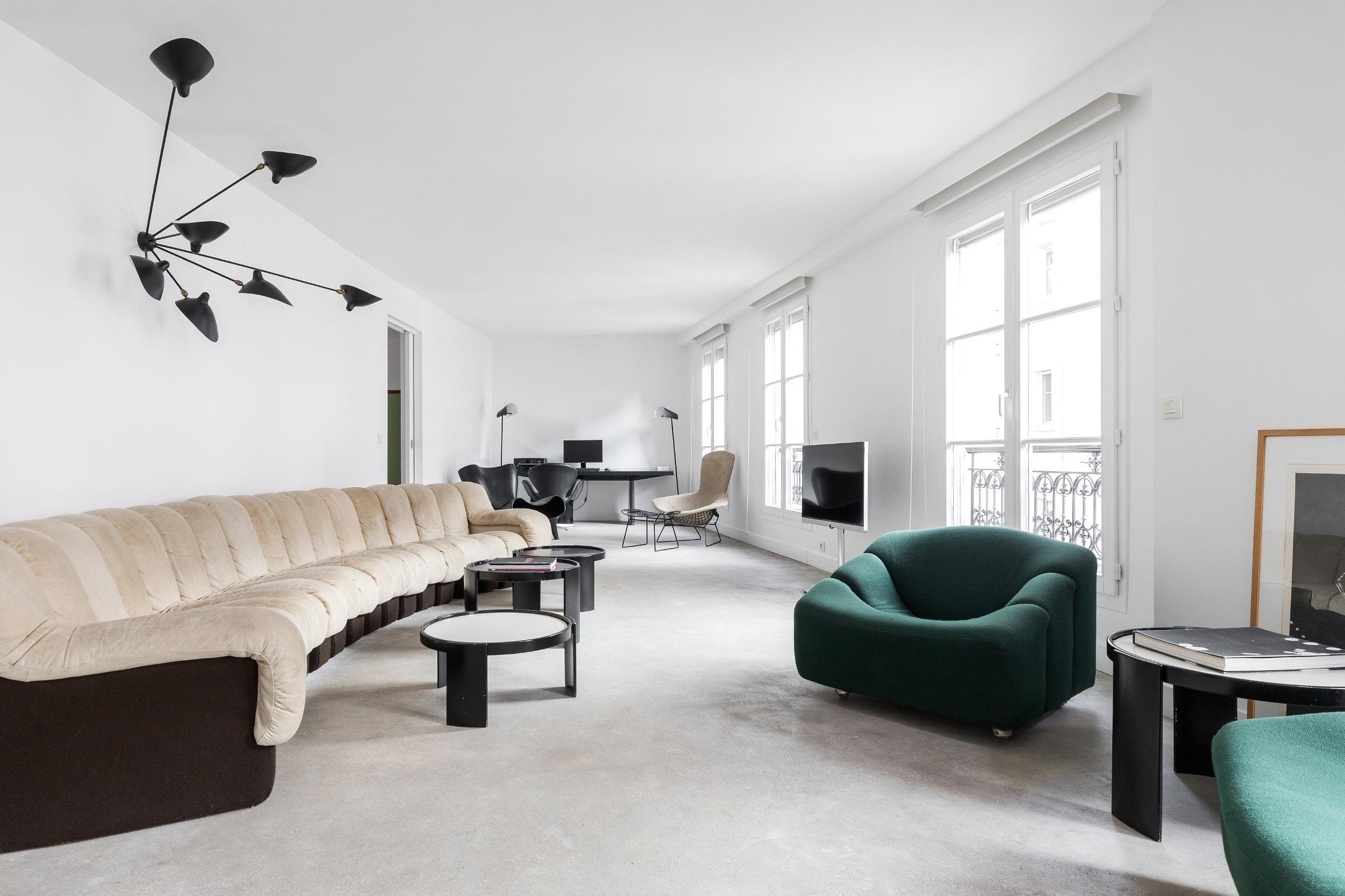 Salon design Paris le Marais