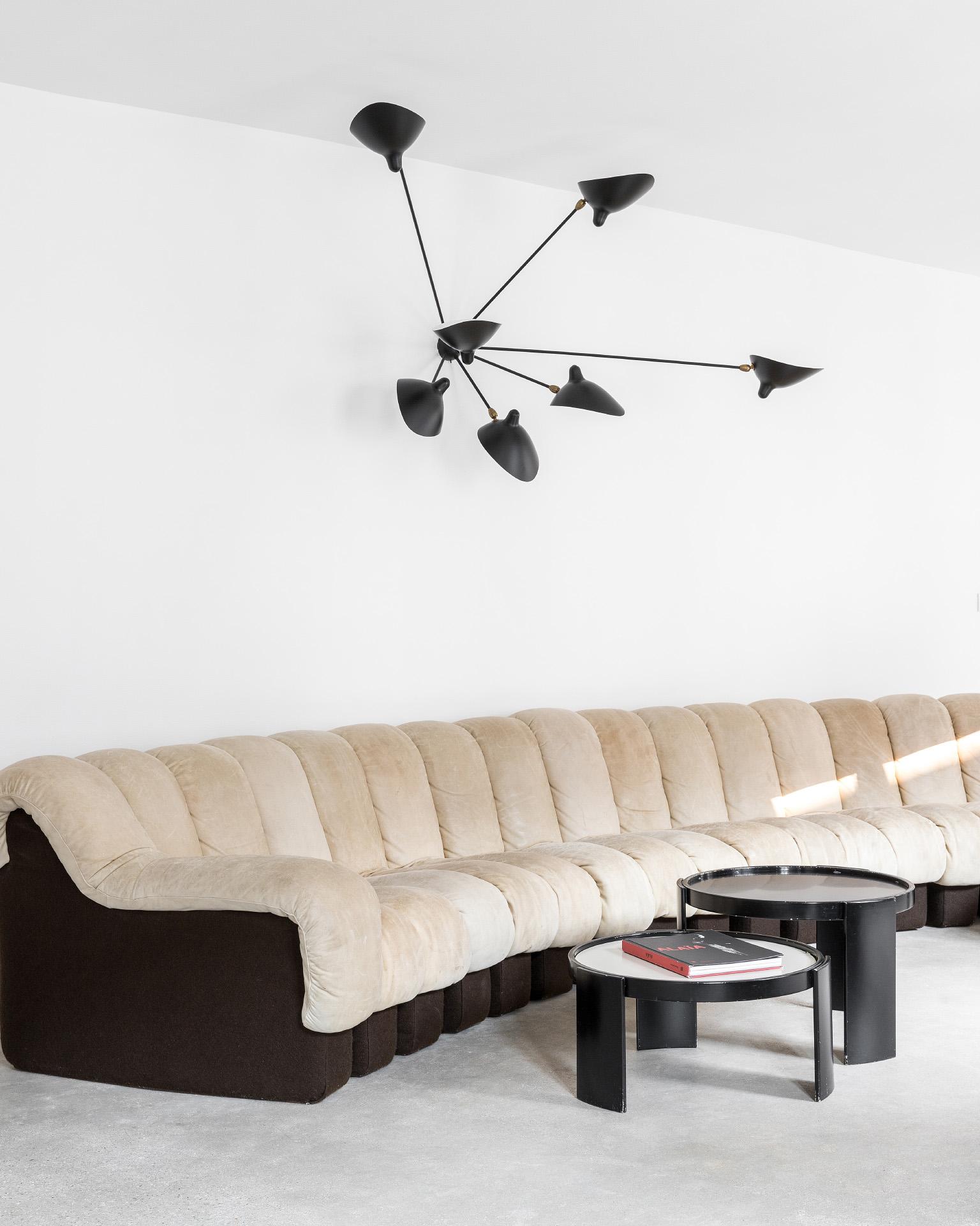 Lustre design Serge Mouille