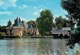château de Bazouges