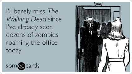 What is a Workplace Zombie?