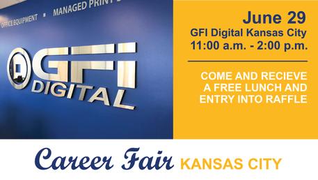 Career Fair in Kansas City!