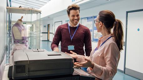 Optimize the Printer Fleet at Your School