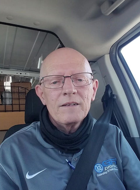 Bob Hawkins singing mission