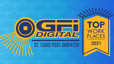 GFI Digital is a 2021 Top Workplace!