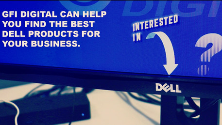 Need Dell Products for Your Business?