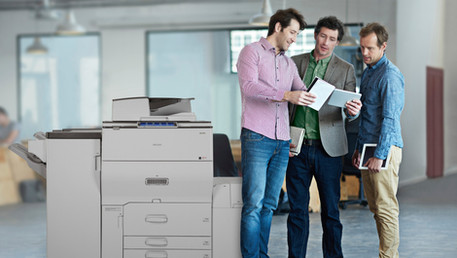 Why Businesses Continue to Prioritize Printers and Copiers in a Digital Age