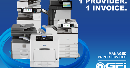 Take Control of Your Printing Costs with Managed Print Services