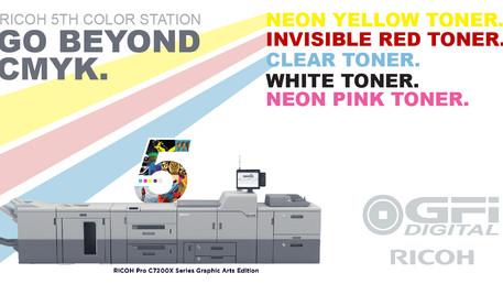 5th Color   GO BEYOND CMYK