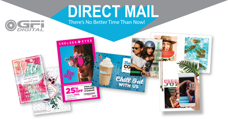 DIRECT MAIL | There's No Better Time Than Now