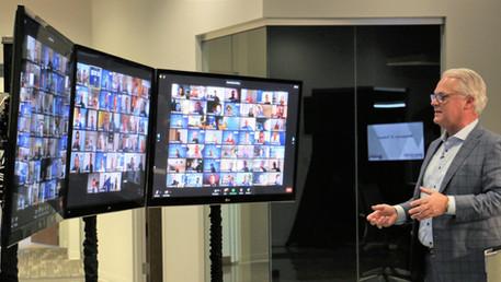 Virtual Annual Meeting was a Success!