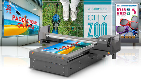 Our Wide Format Printers Can Print Any Artwork Beautifully!