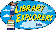 Library Explorers LOGO with WQED.JPG