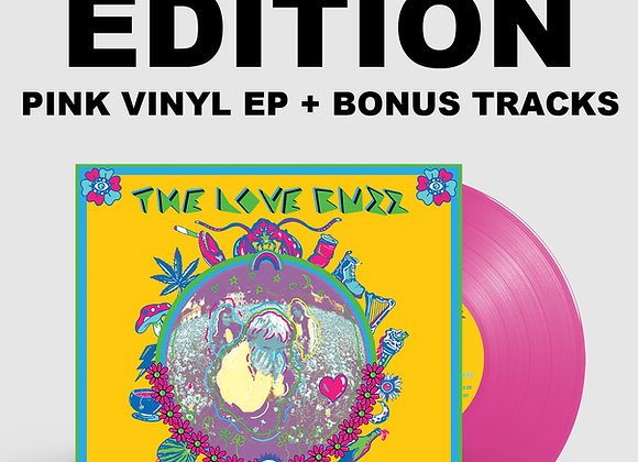 ORDER NOW: Here Comes The Scum Deluxe Pink Vinyl