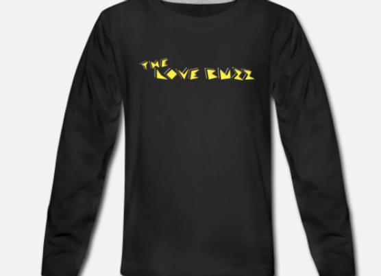 T-Shirt Wide Logo - Long Sleeve
