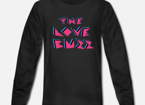 T-Shirt Stacked Logo - Long Sleeve