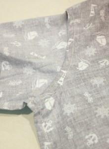Shirt French Seams