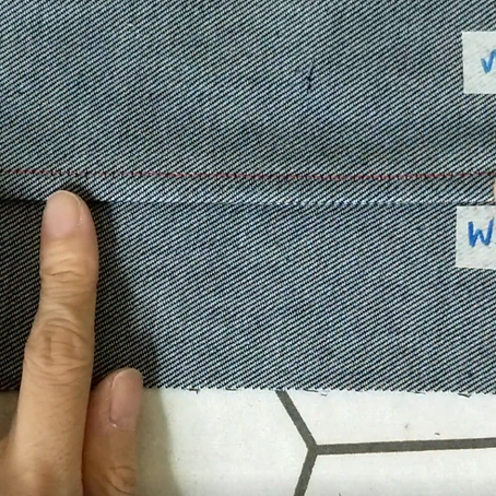 Sewing Tutorial: Sew French Seams