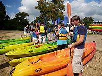 Location canoe