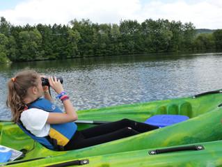 Le 3 septembre 2016, découvrez la nature dans l'Eure en Kayak
