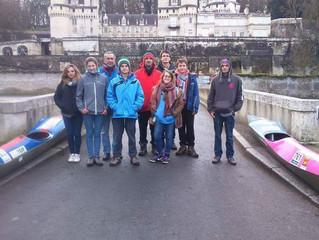 Canoë Kayak - en route ves la 2ème division nationale !!!