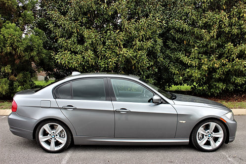 2009 BMW 335i-Sport Package-Low Miles