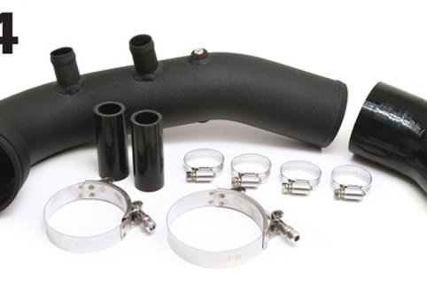 Phoenix Racing Aluminum Replacement Chargepipe