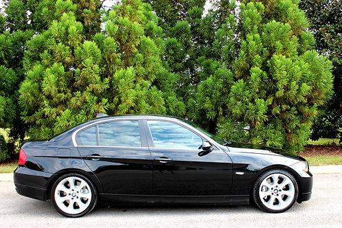 2007 BMW 335i-Manual-New Clutch!