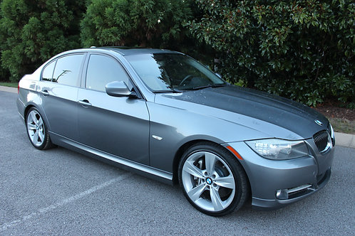09 BMW 335i-Sport Package-Heated Seats