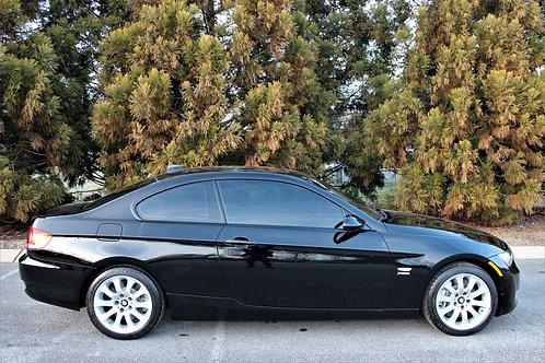 2009 BMW E92 335xi-AWD-Black-Heated Seats!