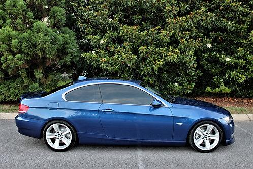 2007 BMW 335i-Montego-Sport-Navigation