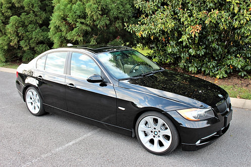 08 BMW 335i-Low Mileage