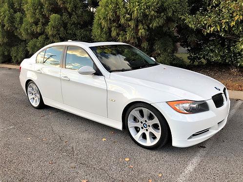 2008 BMW 335- White-Loaded!