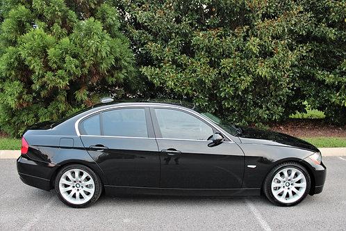 2007 BMW 335-SPORT-LOW MILES