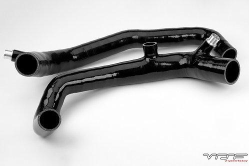 VRSF OEM Side High Flow Silicone Inlet Intake Kit N54 07-10 BMW 135i/335i/535