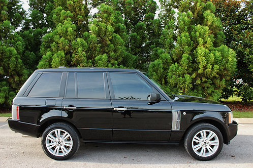 2006 Range Rover Supercharged-LOW MILES!
