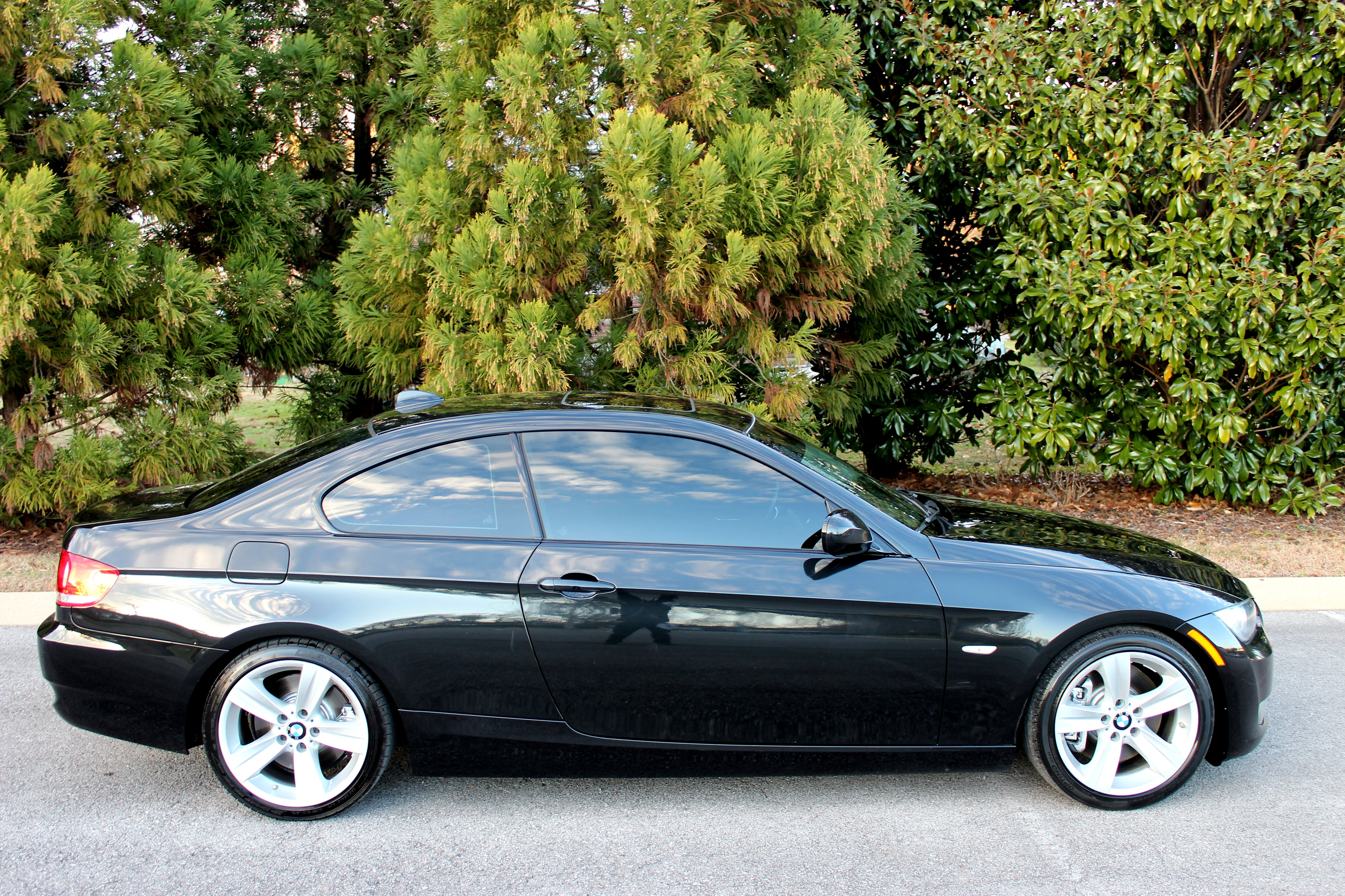 2010 Bmw 335i Coupe Black Sport Package Kennedy Performance