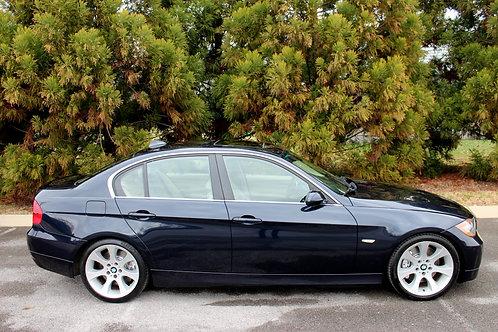2007 BMW  335i -Navigation-Sport Pkg