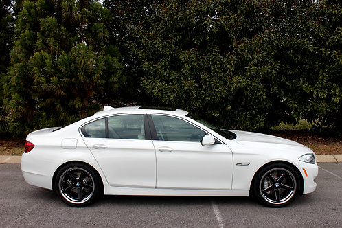 2012 BMW 535i-Nice Wheels-Best Color